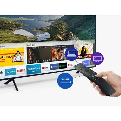 50'' CRYSTAL ULTRA HD SMART TV, NETFLIX TU8000 FRAMELESS