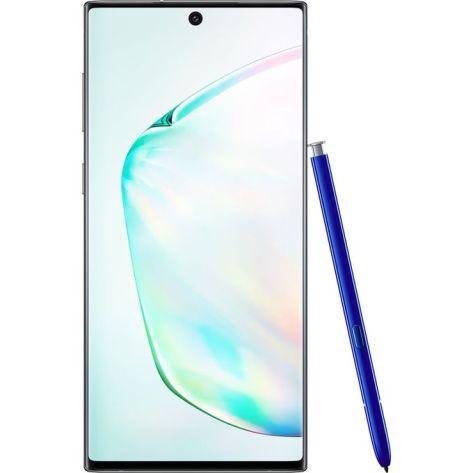 "product_image_name-Samsung-Galaxy Note 10+ , 6.8"", 256GB - 12GB RAM (Dual SIM) - AURA-1"