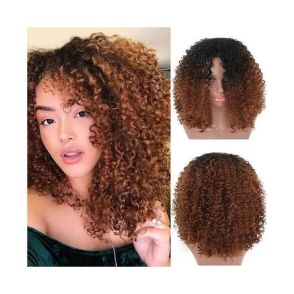 product_image_name-Fashion-Ombre brown semi human long curly wig-1