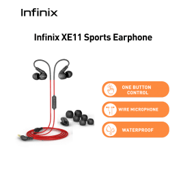 Infinix XE11 Sports Earphone