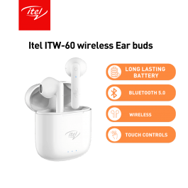 itel ITW-60-wireless Ear buds