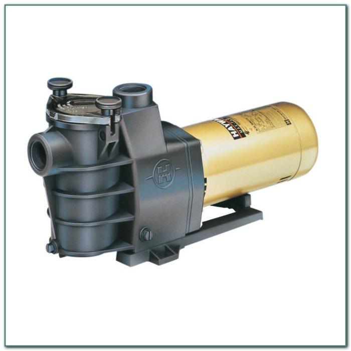 1 1 2 Hp Pool Pump