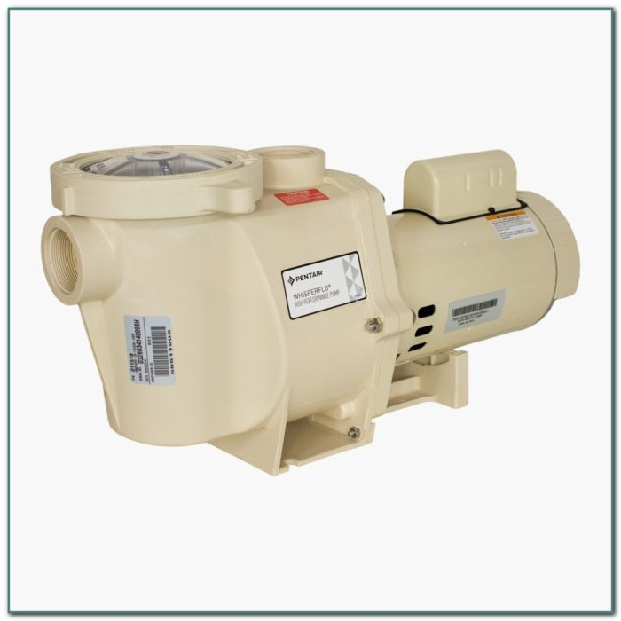 1 Hp Pool Pump Motor Pentair