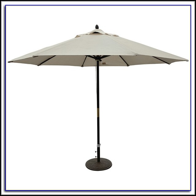 11 Ft Patio Umbrella Tilt