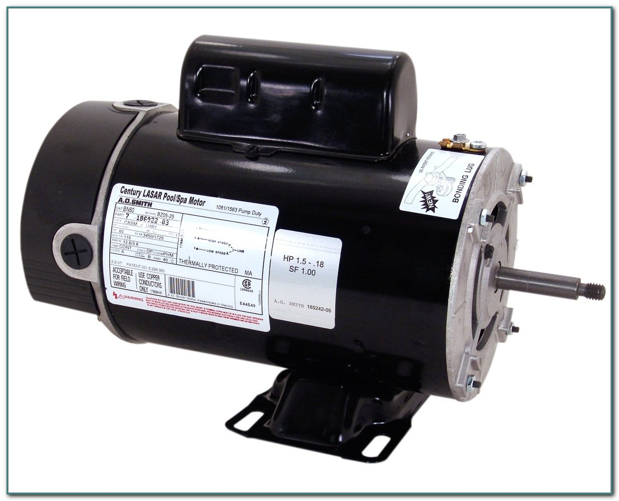 12 Hp Pool Pump Motor