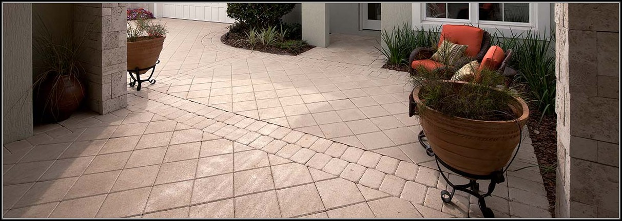 12x12 Concrete Patio Pavers