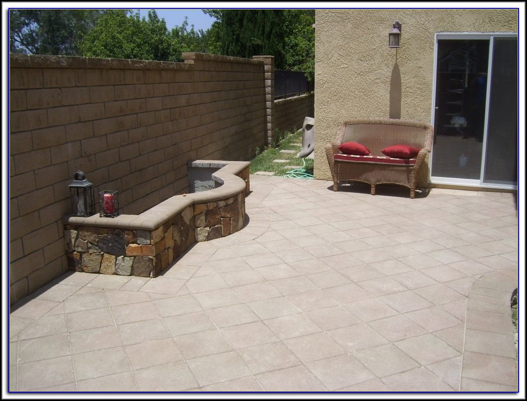 12x12 Patio Pavers Weight