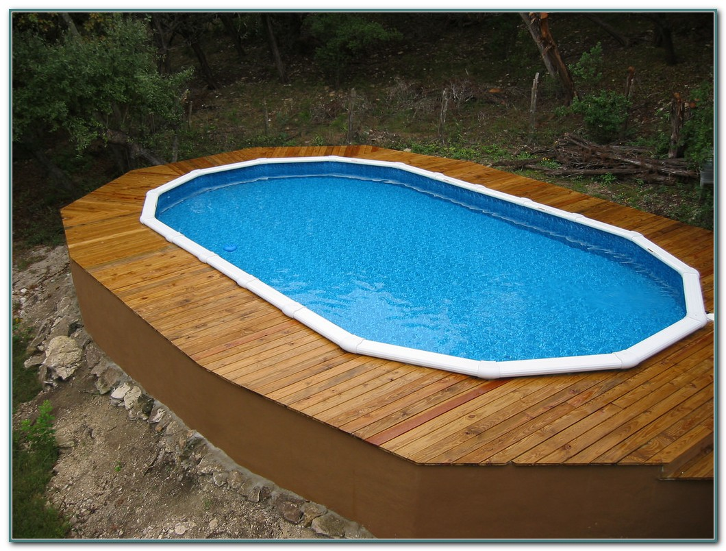 15x30 Above Ground Pool
