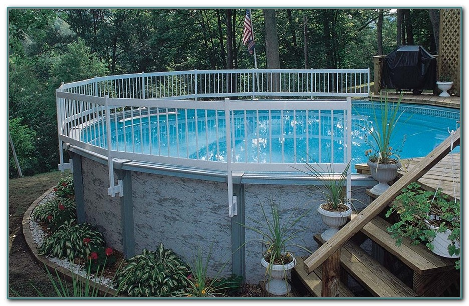 24ft Above Ground Pool