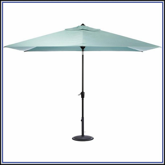 5 Foot Patio Umbrella Tilt