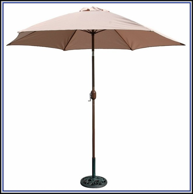 6 Foot Patio Umbrella Tilt