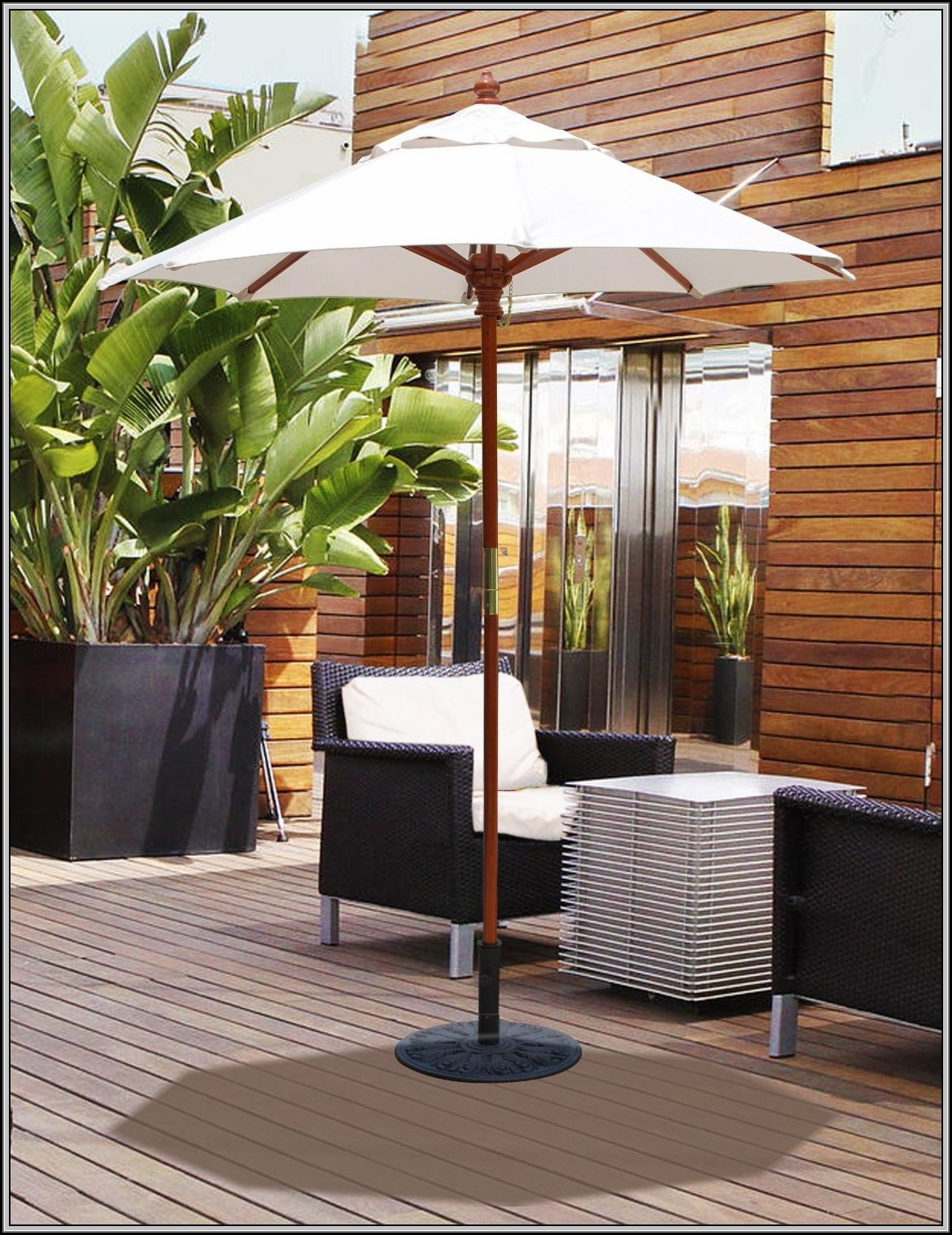 6 Ft Patio Table Umbrella