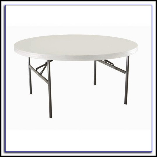 60 Inch Round Outside Table