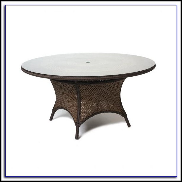 60 Inch Round Patio Table Top