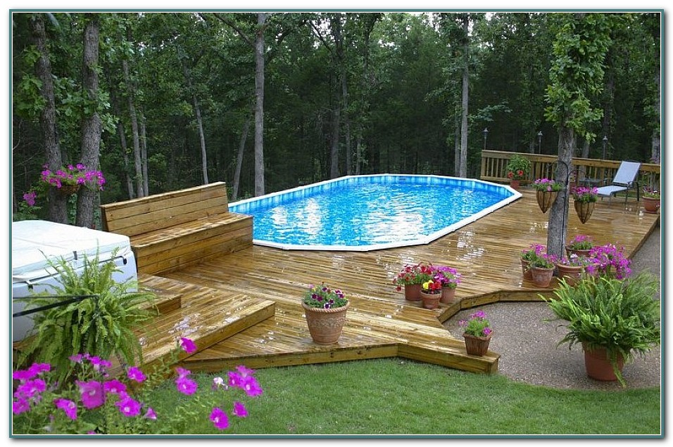 Above Ground Oval Pools Ontario