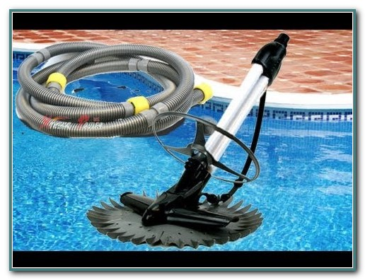 Above Ground Pool Automatic Vacuum