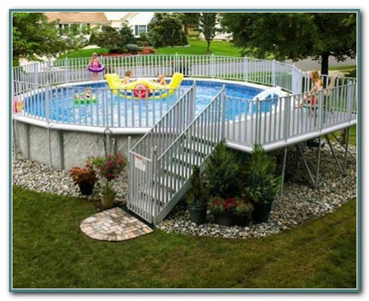 Above Ground Pool Fence Requirements