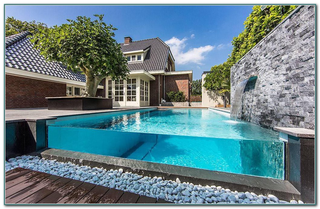 Above Ground Pool Fountains
