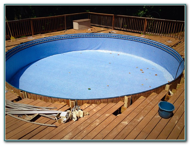 Above Ground Pool Liner Problems