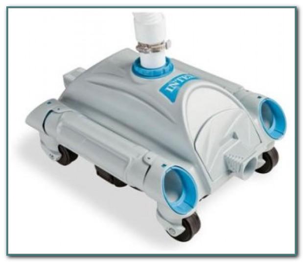 Above Ground Pool Robot Vacuum