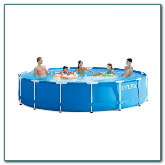 Above Ground Pool Supplies Intex