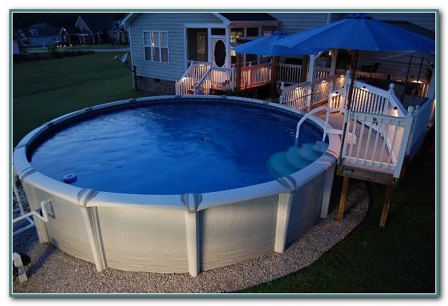 Above Ground Pools Raleigh Nc