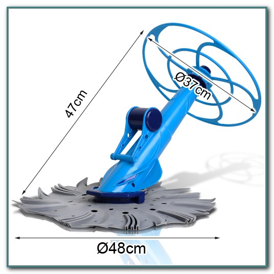 Above Ground Robotic Pool Vacuum Cleaners