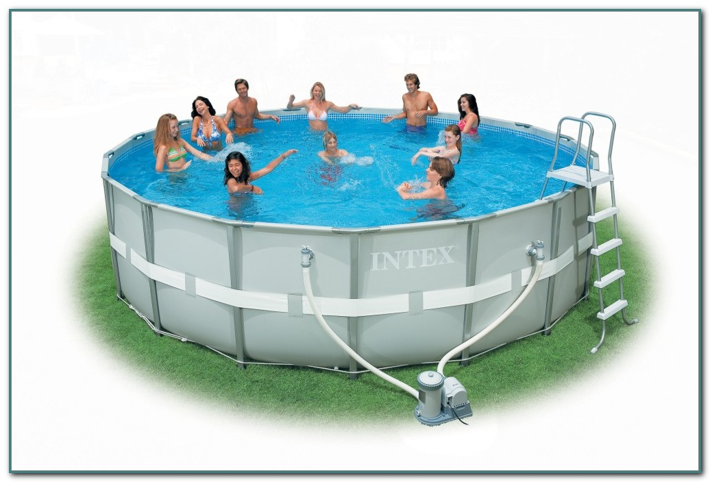 Above Ground Swimming Pools Saltwater System