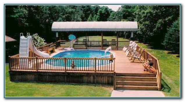 Affordable Above Ground Swimming Pools