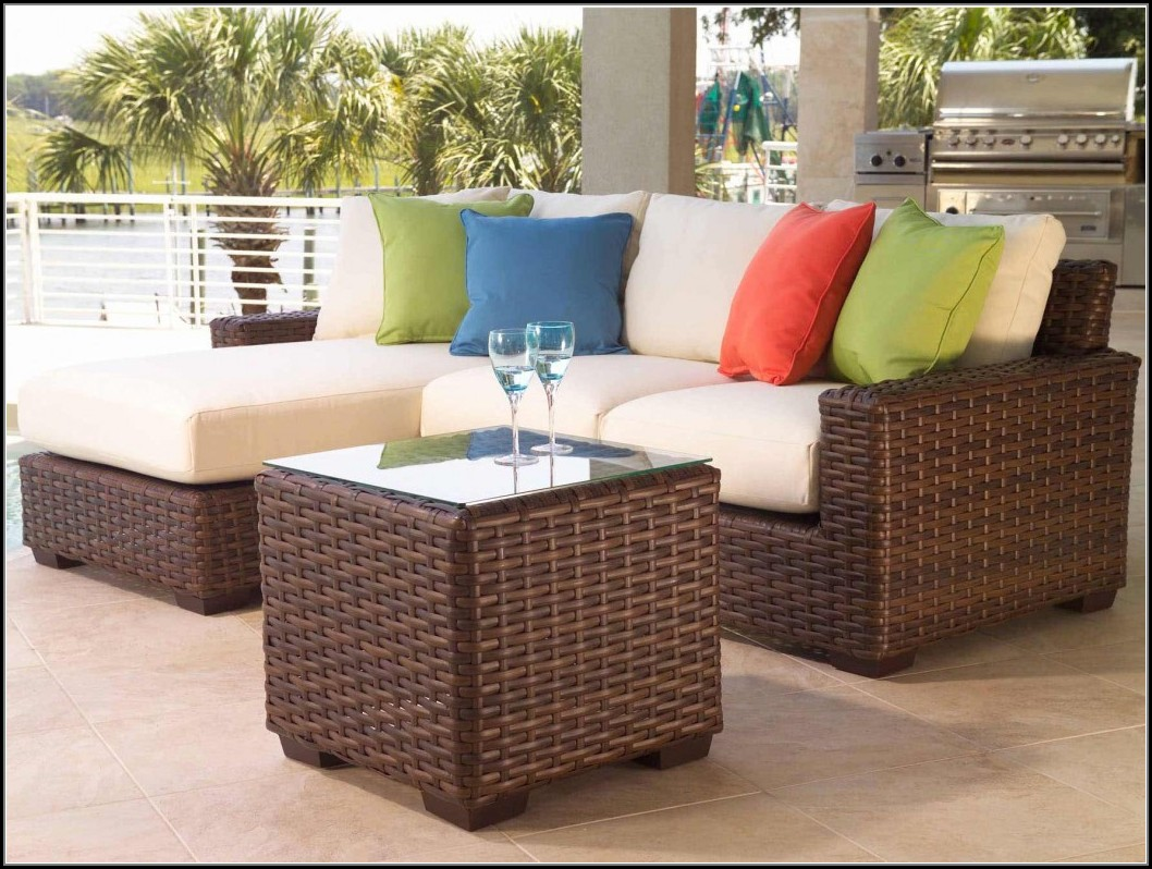 Allen Roth Patio Furniture Set