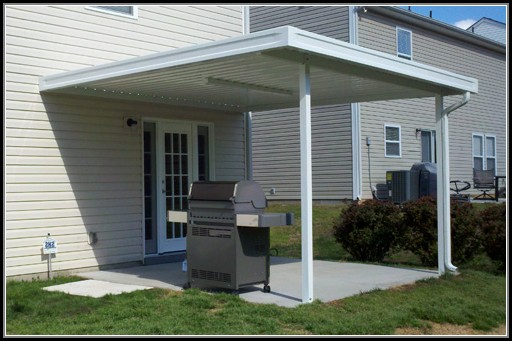 Aluminum Awnings For Patios