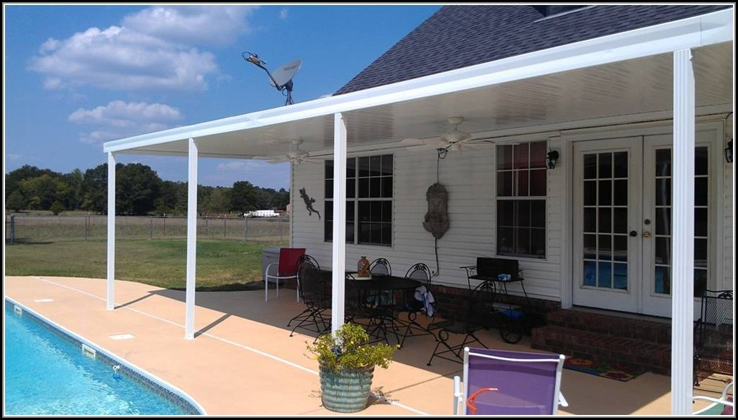 Aluminum Patio Awning Kits