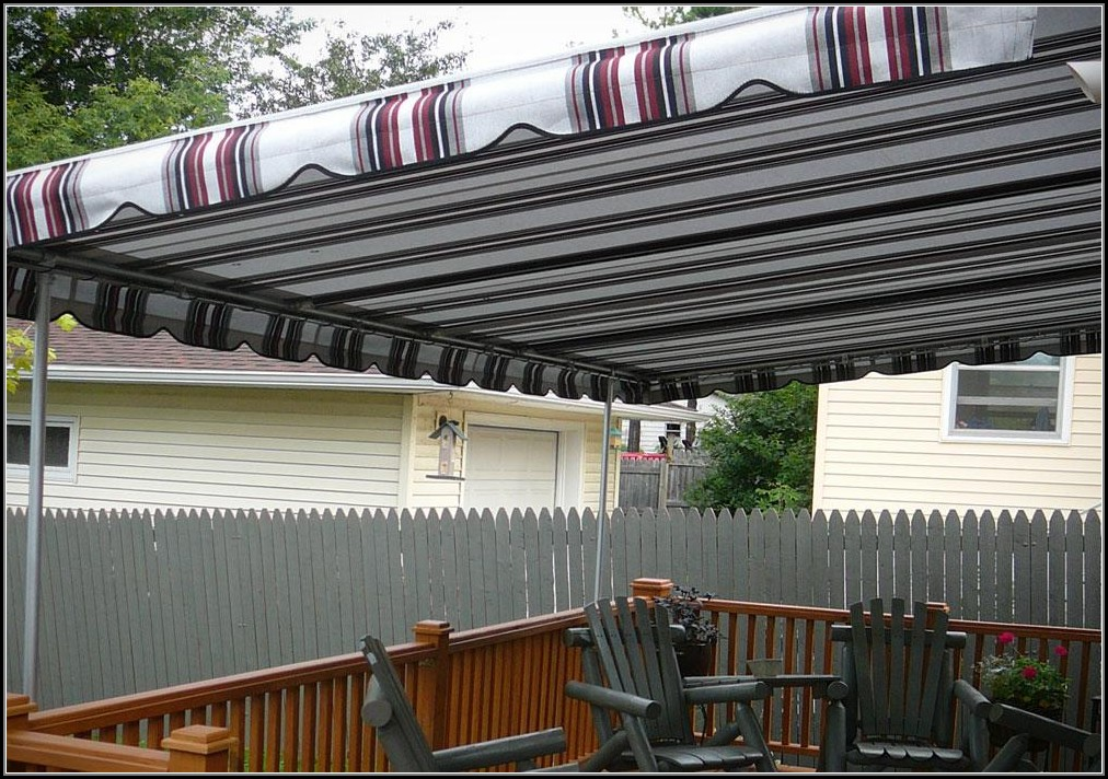 Aluminum Patio Awnings And Canopies