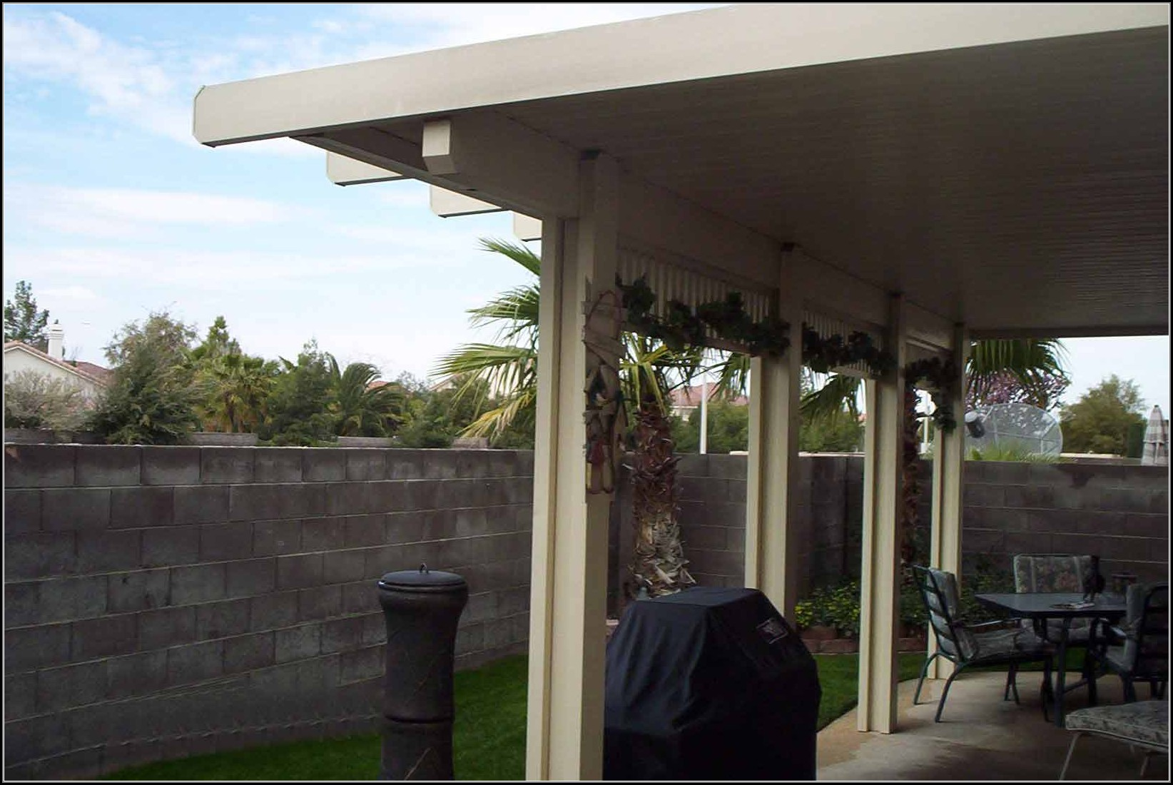 Aluminum Patio Awnings Long Island