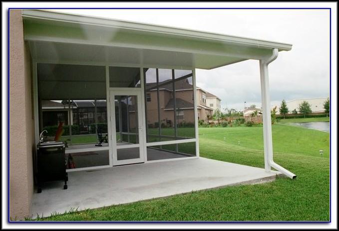 Aluminum Patio Roof Panels Orlando