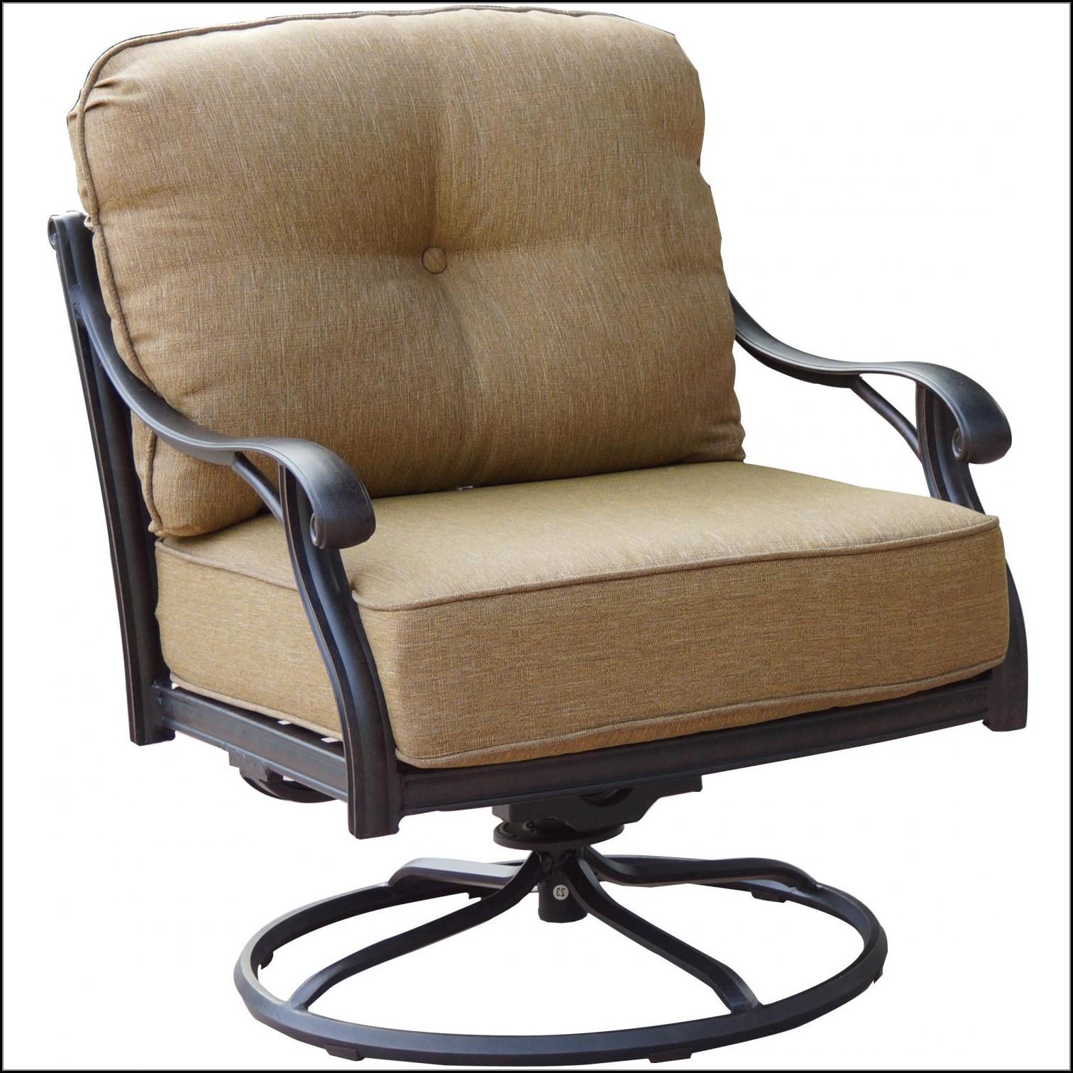Aluminum Swivel Rocker Patio Chairs