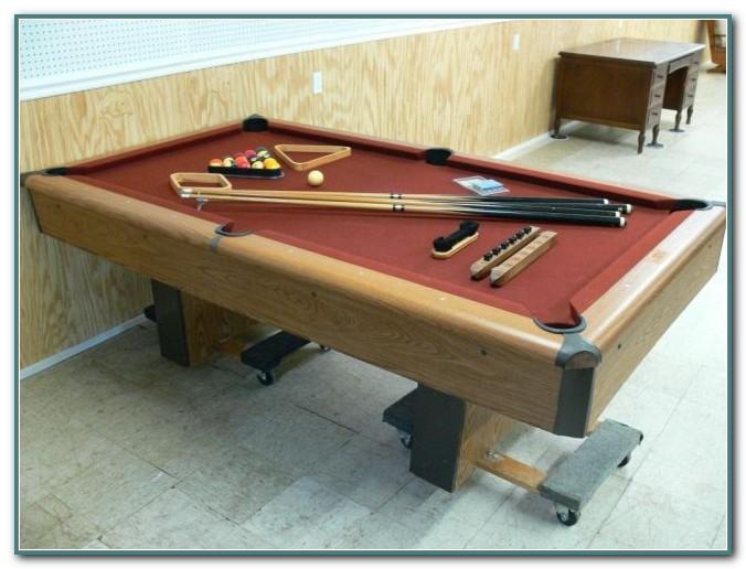 Amf Playmaster Pool Table 7