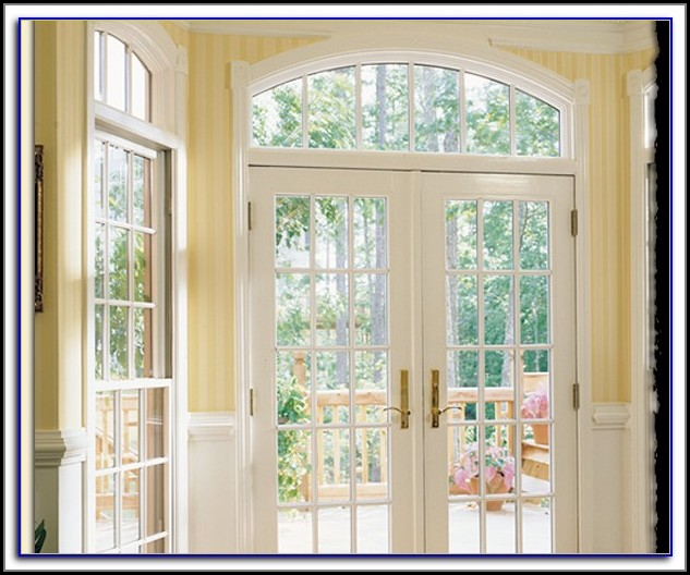 Andersen 200 Series Patio Door Installation