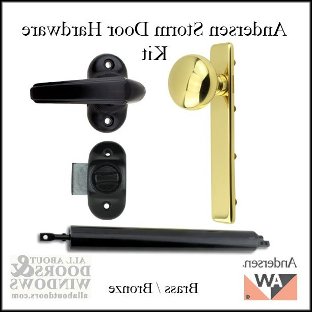 Andersen 400 Series Patio Door Hardware