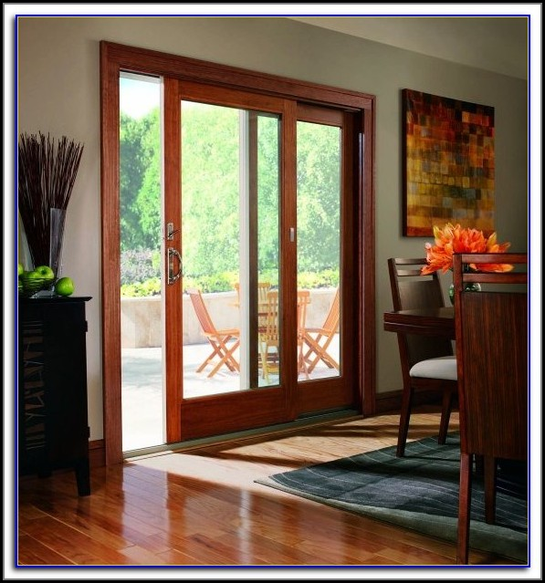 Andersen 400 Series Patio Door Installation