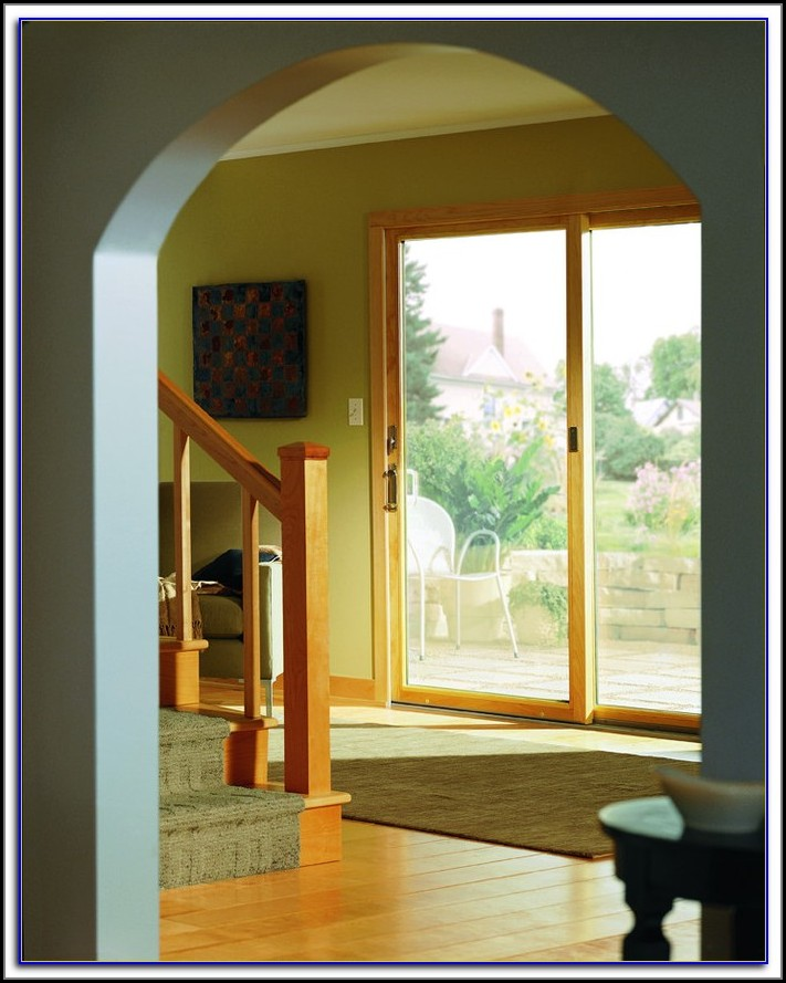 Andersen Patio Door Hardware Options