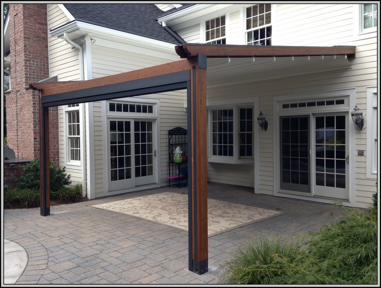 Arrow Patio Cover Awning