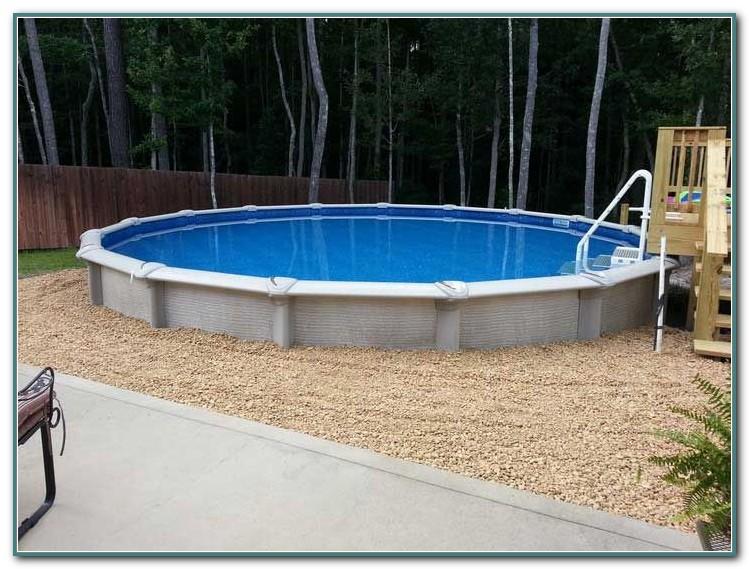 Backyard Leisure Above Ground Pools