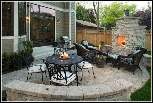 Backyard Patio Ideas Pictures