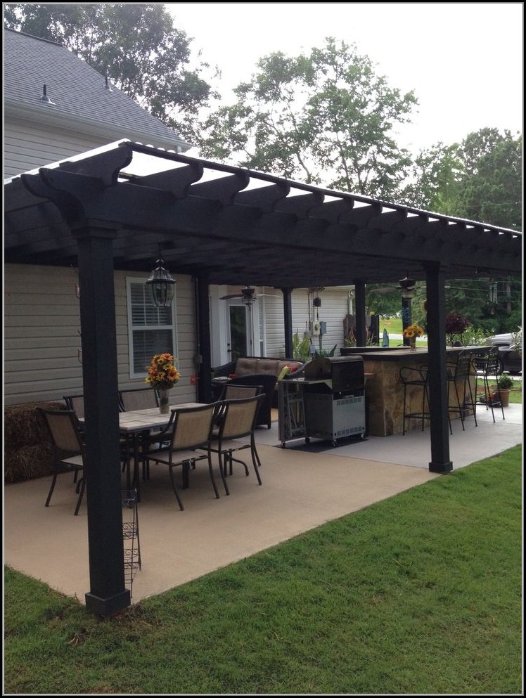 Backyard Patio Ideas Pinterest
