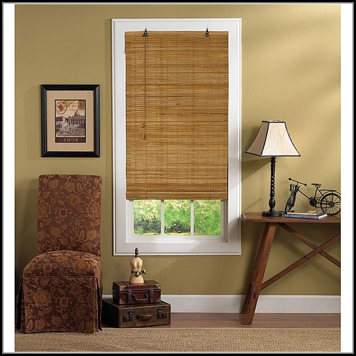 Bamboo Patio Blinds Walmart