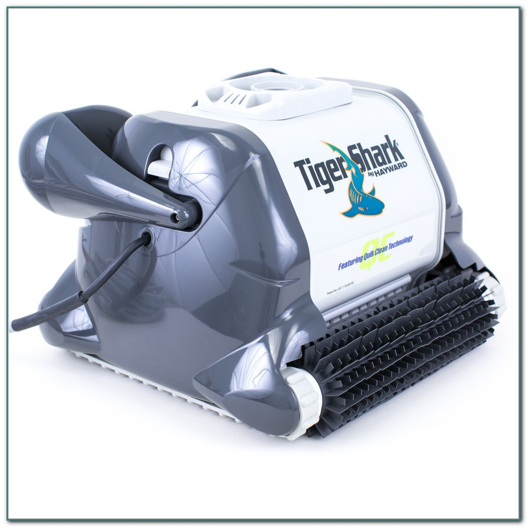 Best Robotic Pool Cleaner For Fiberglass Pool