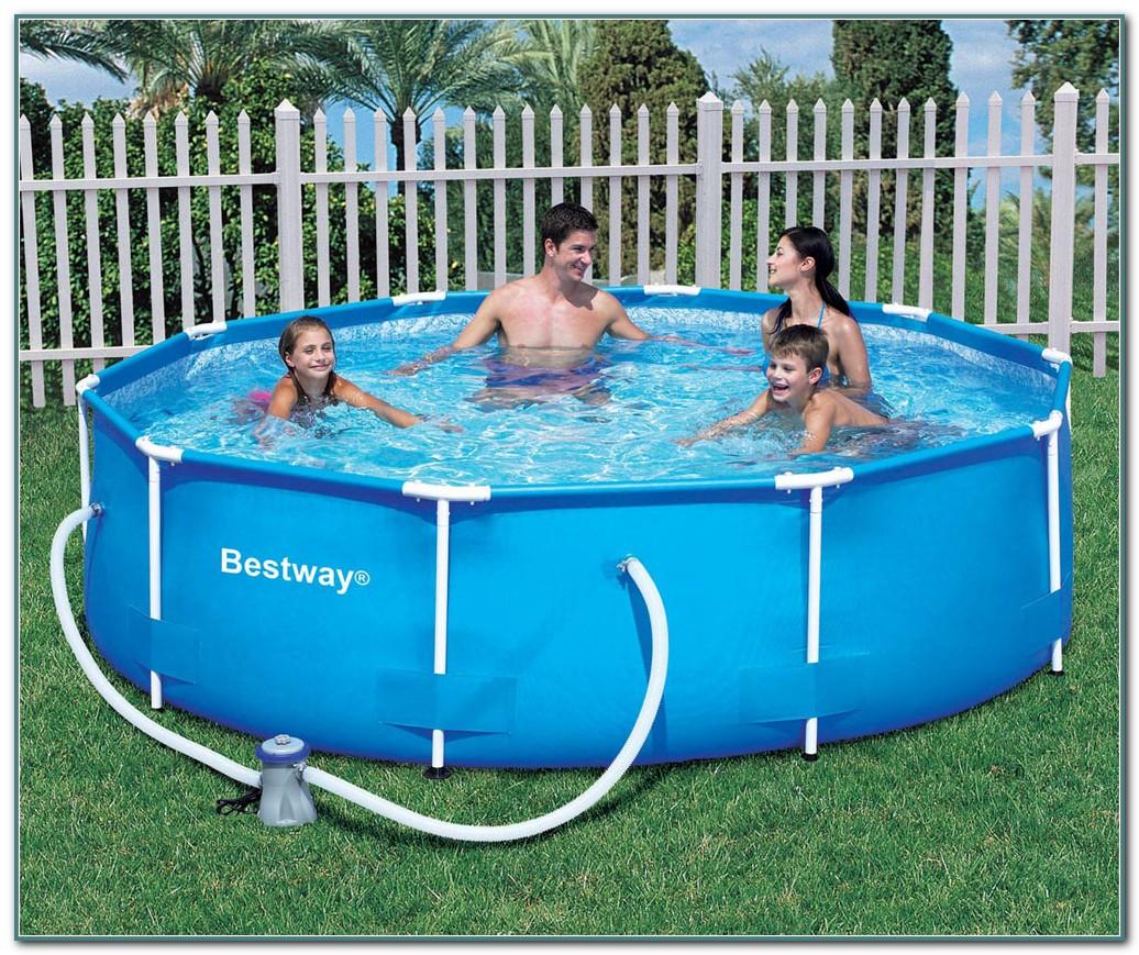 Bestway Steel Pro Frame Pool 10ft