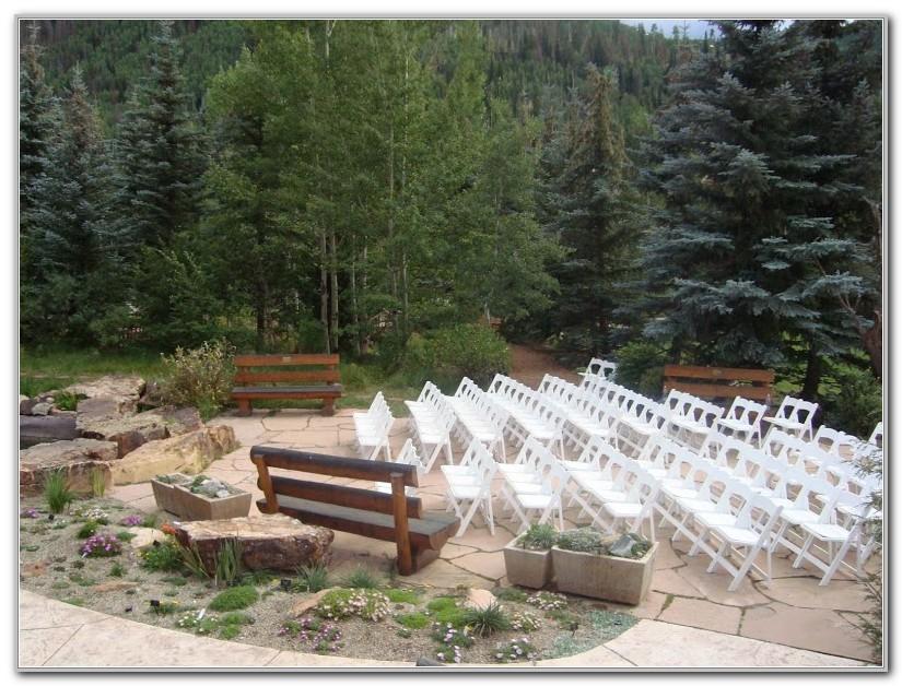 Betty Ford Alpine Gardens Wedding