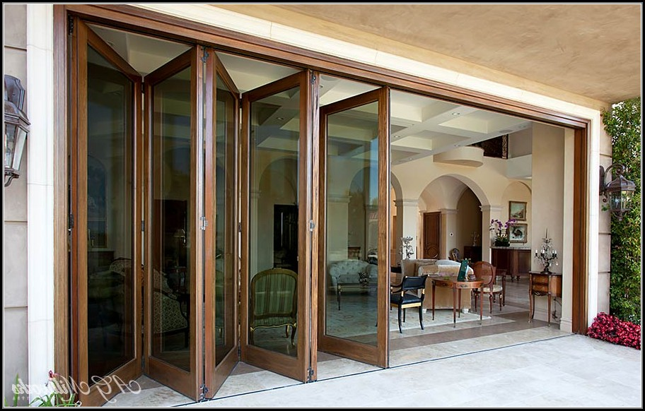 Bi Folding Glass Patio Doors
